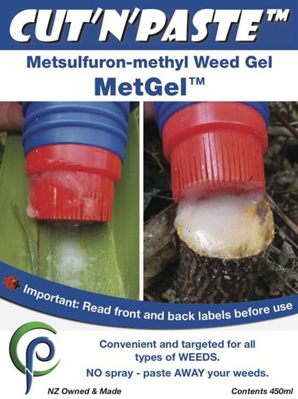 MetGel Brush-on Metsulfuron Gel Weed Control
