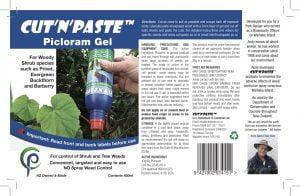Picloram Gel from Cut'n'Paste Weed Gels