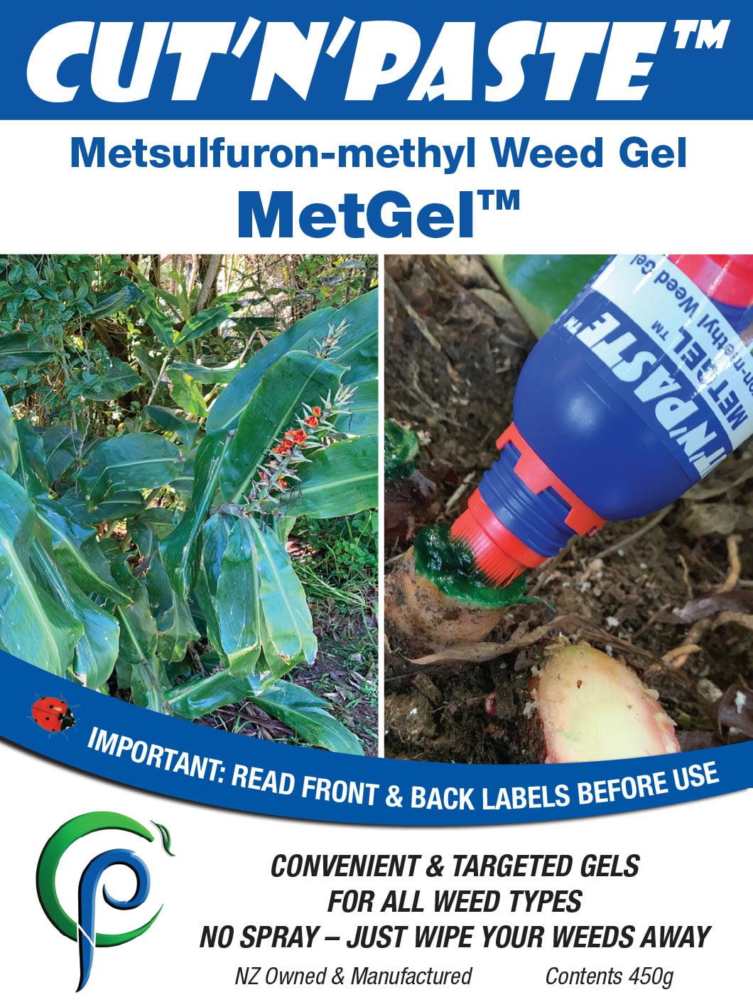 MetGel Brush-on Metsulfuron Gel Weed Control